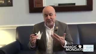 Magic Mondays: Passing a bill these days is almost magical