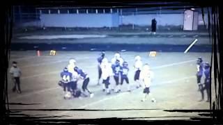 Hardest 8th grade Football hit ever