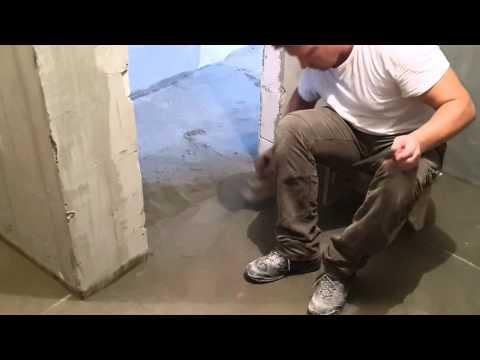 Ремонт ванной комнаты (процесс от А до Я)