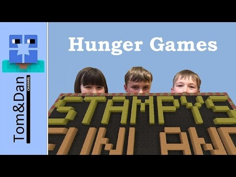 Stampy's Lovely World - Minecraft Hunger Games [7]