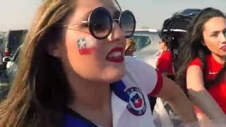 Chile vs Argentina Final Copa Centenario Chile BiCampéon de America 2016