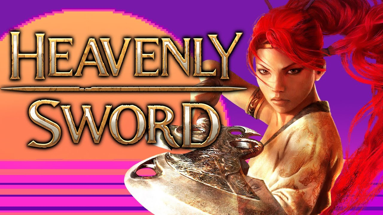 Download An embarrassing mess...that I kinda like? - Heavenly Sword