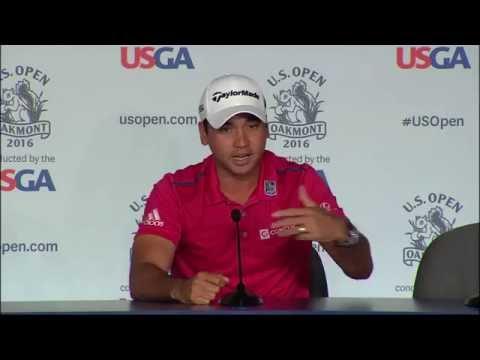Jason Day: Pre-championship Press Conference