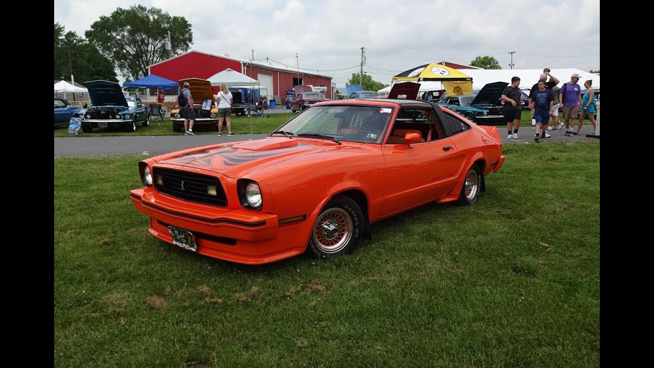 1978 Ford Mustang King Cobra In Orange 302 Engine Sound On My Car Story With Lou Costabile Youtube