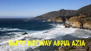 AbdulAzia   Beaches Playas - Happy Birthday