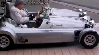 美人 Mitsuoka Microcar Factory 光岡マイクロカー K-3 1996-2000年 2000年7月生産終了 Mitsuoka Zero1