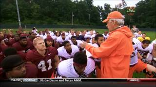 Virginia Tech ESPNU All-Access 2013