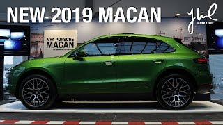 Premiere in Sweden of the new Macan 2019 at Porsche Center Stockholm | NO DRIVING | EP 049