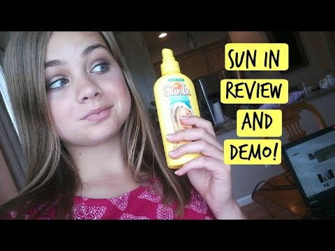 Sun In Testing, Review, and Demo| Sydney Rose