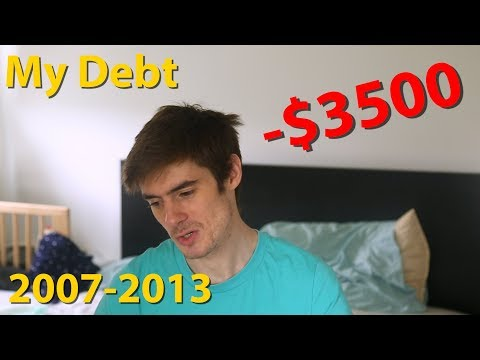 My DEBT STORY, and how I GOT OUT OF IT!
