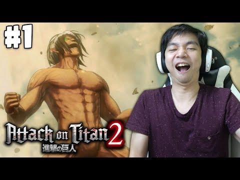 Kembalinya Para Titans - Attack On Titan 2 - Indonesia #1