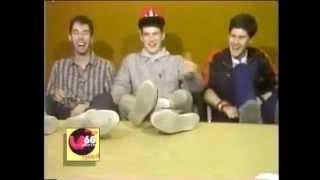 Beastie Boys promotin
