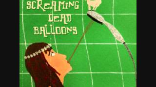 Screaming dEAD Balloons - Astronaut
