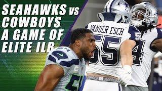 Seahawks vs  Cowboys: NFL Wild Card Weekend