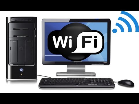 How To Connect WIFI  On Desktop Computer Using Android Smartphone.