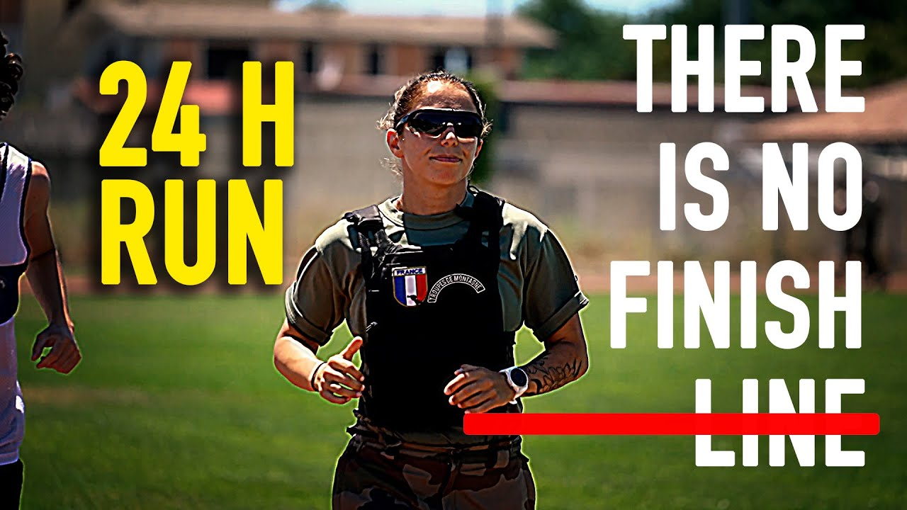 NATO - 24 hour Run for our Wounded Warrior