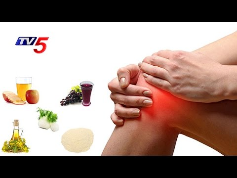 Ayurvedic Treatments For Joint Pain | Sri Visista Ayurveda | Health File | Telugu News | TV5 News
