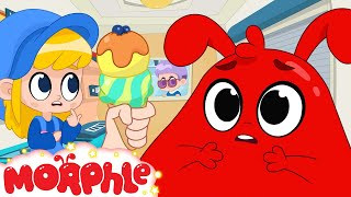 Ice Cream Race - Mila and Morphle | Cartoons for Kids | My Magic Pet Morphle