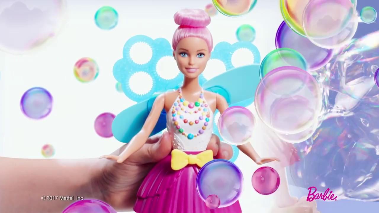 Barbie Bubble Fairy  Youtube