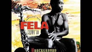 fela kuti us underground system