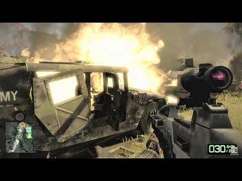 Army Trucks - High Value Target - Battlefield: Bad Company 2