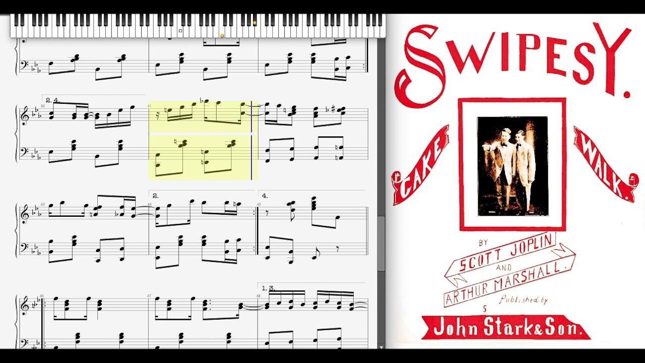 Latest albums by Scott Joplin