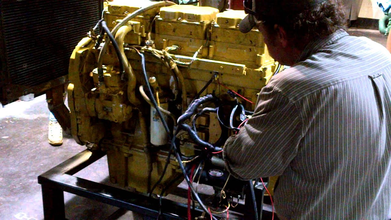 Watch as well Cat 3406e Wiring Diagram Cooling Fan furthermore Cat C7 Injector Wiring Harness besides Cat C9 Engine Wiring Diagram also Watch. on cat 3406 fuel pump diagram
