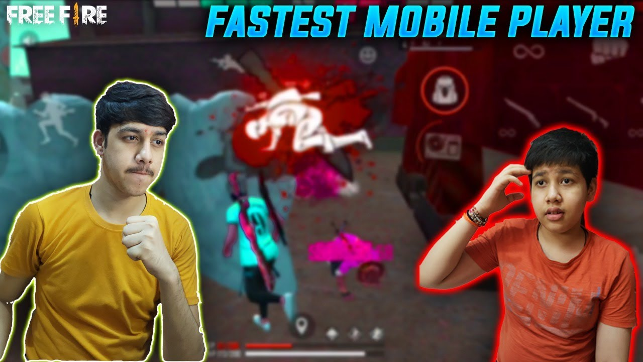 Aura Reacts to AJ exe FF 😨 ( Fastest Mobile Player ) Free Fire Got Talent - #FFUnderrateTalent 😎