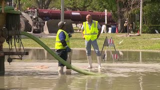 Latest sewer line break has Fort Lauderdale residents asking for solutions
