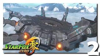 2 • Star Fox Zero • Landmaster