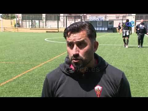 Declaraciones de Antonio Fernández Rivadulla tras el AD Ceuta FC 2 - CD San Roqu de Lepe 0