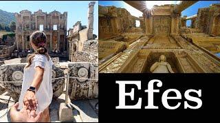 Efes Ephesus 2020. Эфес, Турция. Лето и пандемия