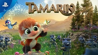Tamarin | Announcement Trailer | PS4