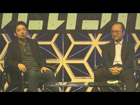 Blockchain Panel Featuring Yuzo Kano, Toshio Taki & Tatsuto Fujii