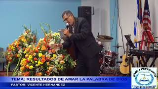 Pastor Vicente Hernández Video