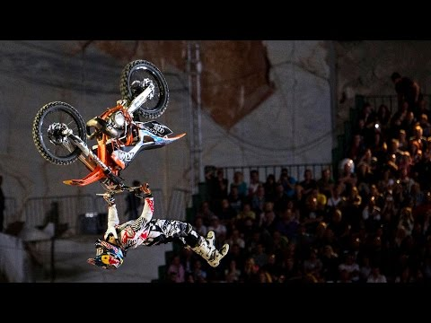 Top Freestyle Motocross Tricks From Red Bull X-Fighters Greece