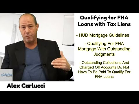 qualifying-for-fha-loans-with-tax-liens