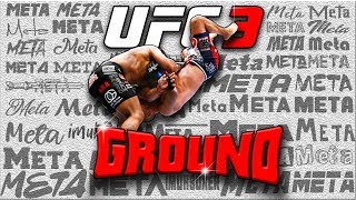 EA SPORTS UFC 3   Advanced Ground & Clinch Meta Secrets Revealed [Pro ESFL Match]
