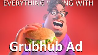 Everything Wrong With The Grubhub Ad Meme In 2 Minutes Or Less