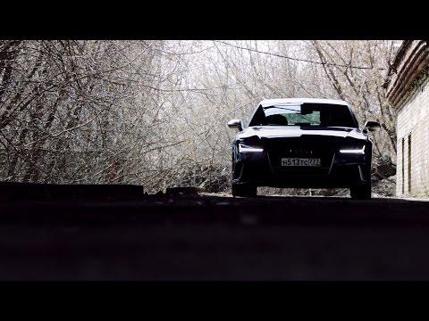 Audi RS7 Тест-Драйв.Anton Avtoman.