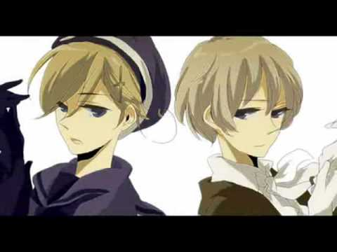 All I Ever Wanted [Norway x Iceland] - Hetalia: NorIce video