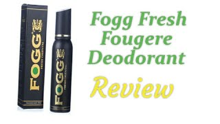 Fogg Fresh Fougere Deodorant Honest Review  Hina Naaz