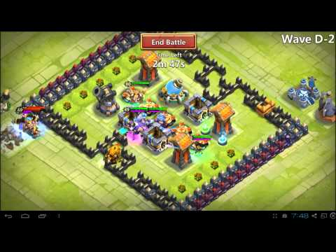 Castle Clash - How To Guide - Starting On A New Account - 40