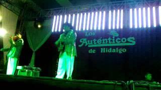 AUTENTICOS DE HIDALGO UN DIA MAS pisaflores 16-ene-12 Pisaflores Hgo julio santana