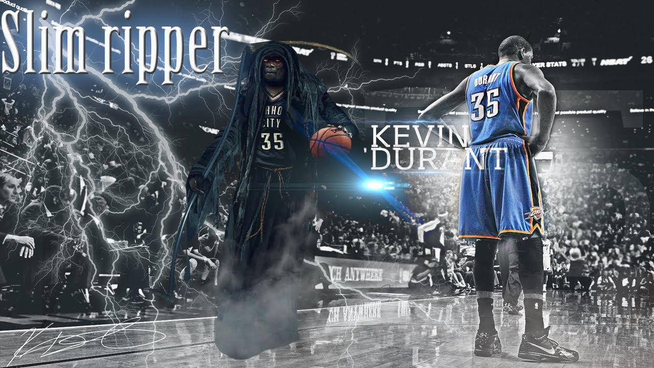 """Kevin Durant """"Slim reaper"""" Greatness.ᴴᴰ - YouTube"""