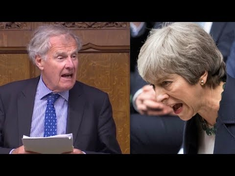 BREXIT: Theresa May faces no confidence vote - Sir Christopher Chope presents petition (30/04/2019)