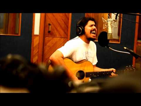 """""""So Much Things To Say"""" (Bob Marley) - Acoustic Cover by Rafael Cardoso! Live on Studio."""