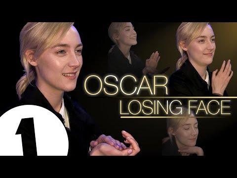 Saoirse Ronan practices her 'Oscar Losing Face' streaming vf