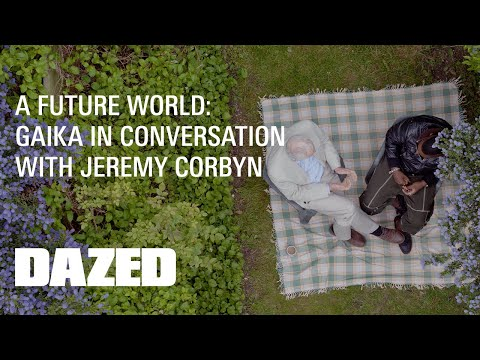 GAIKA interviews Jeremy Corbyn about the future of our planet