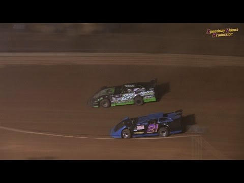 Volunteer Speedway Race Highlights Sept  19 , 2015